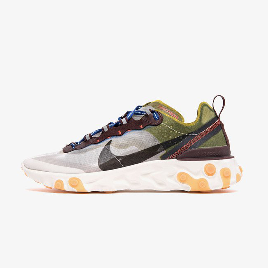 reputable site 745d7 2348d Nike React Element 87  Moss 05-02-2019