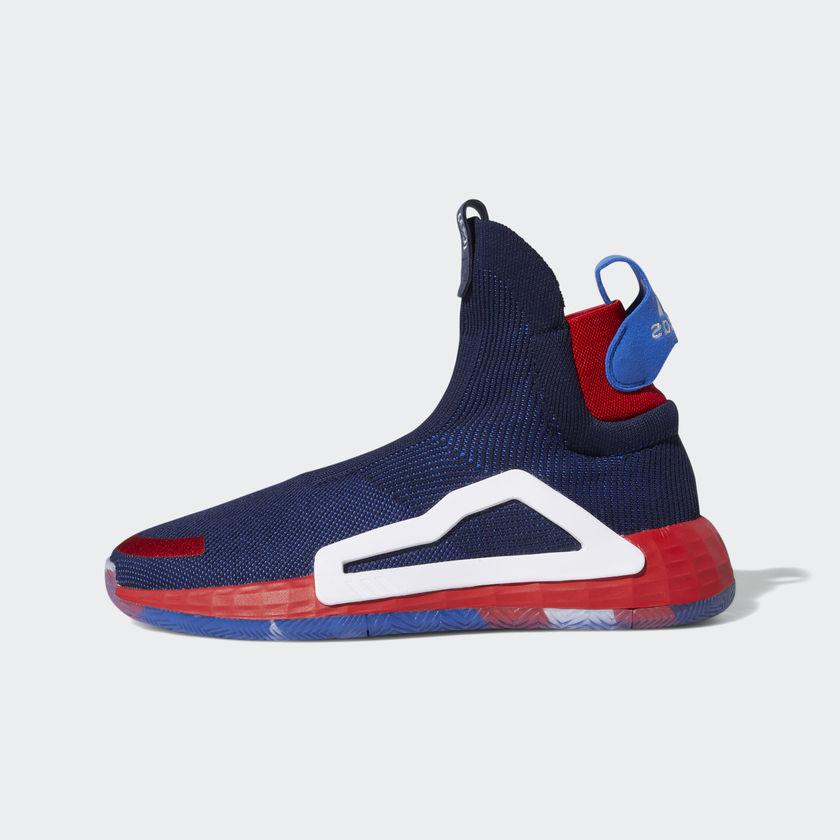 afa72a30de06 Marvel x adidas N3XT L3V3L  Captain America 04-26-2019