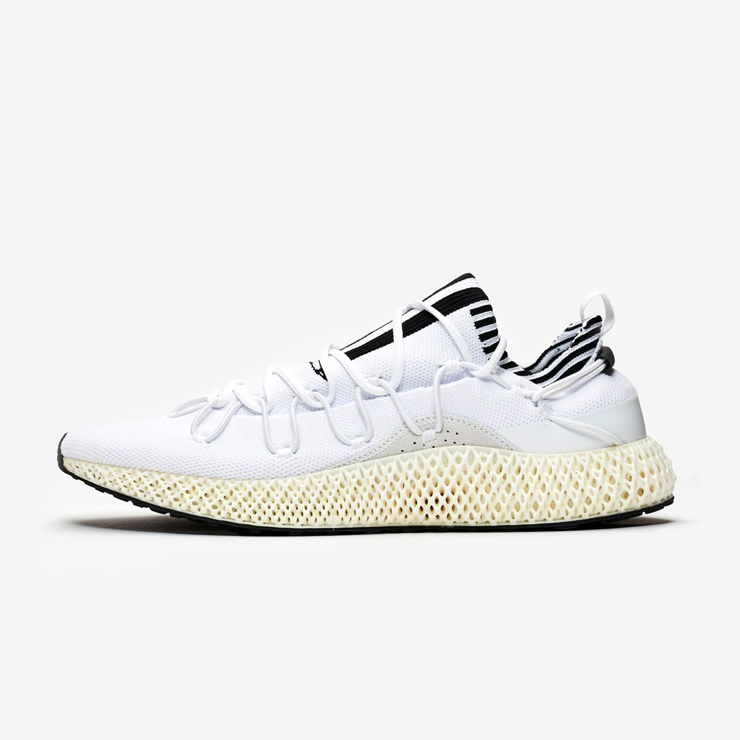 quality design c009f 16311 adidas Y-3 Runner 4D II  White 05-02-2019