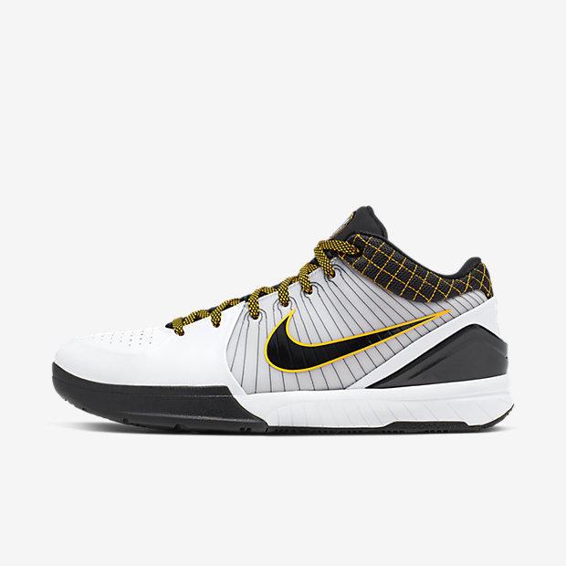 ebc6c08c49d Nike Zoom Kobe 4 Protro 'White/Del Sol'06-01-2019