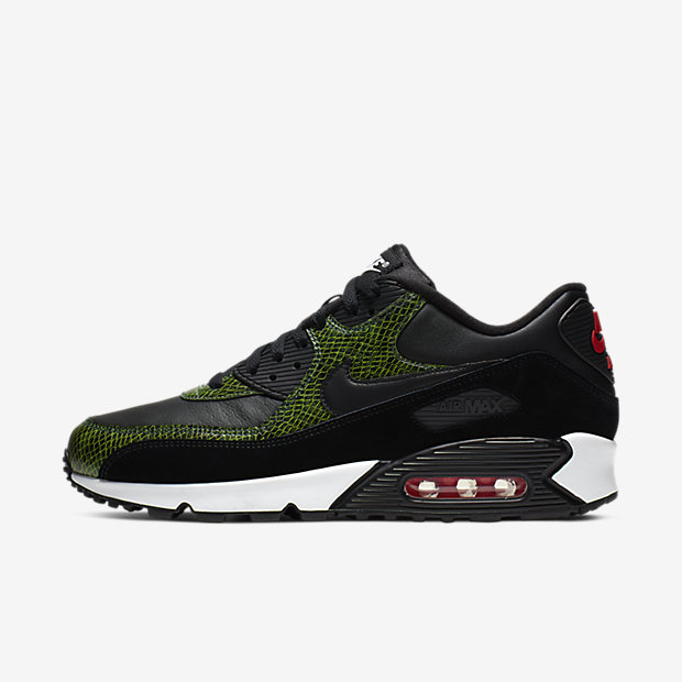 848dedd7c8 Nike Air Max 90 'Green Python'06-13-2019