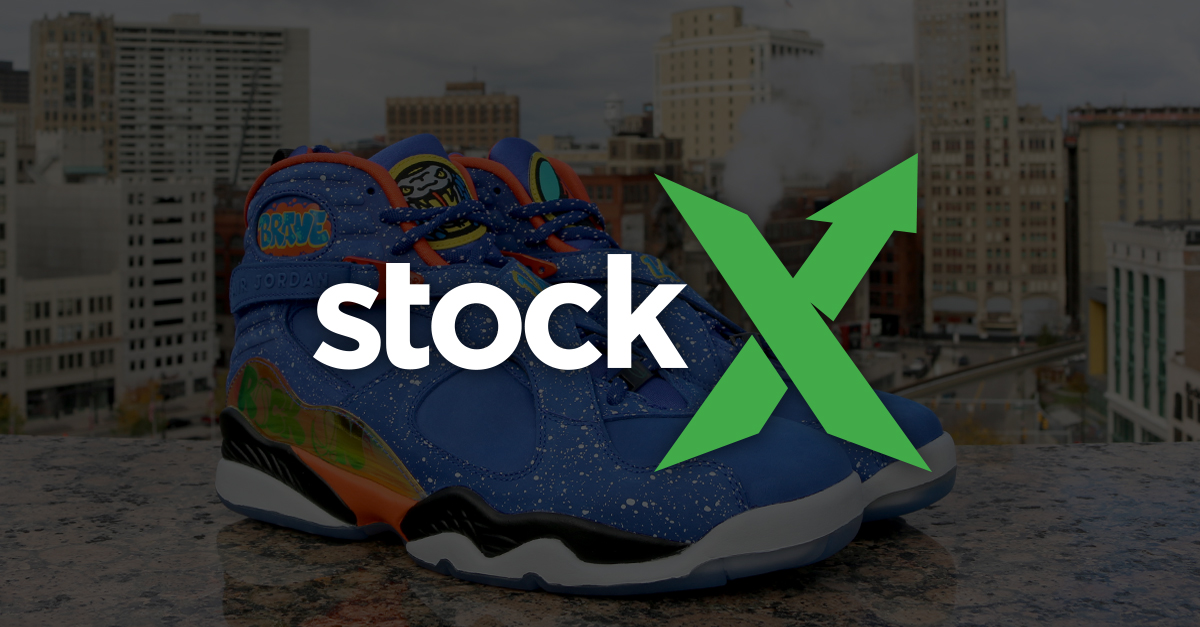 Thumbnail for StockX: The Stock Market for Sneakers