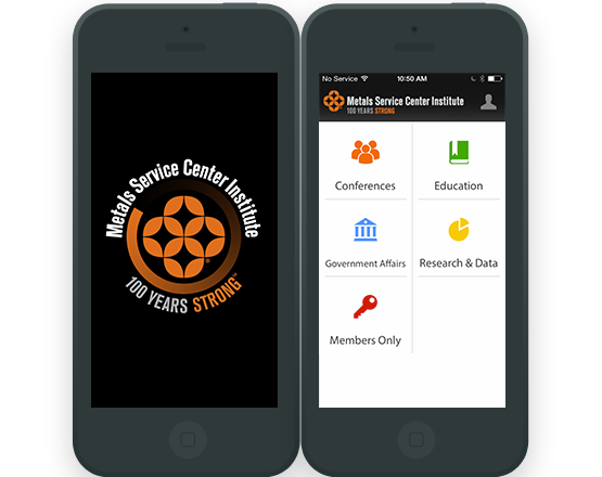 Metals Service Center Institute Mobile Application