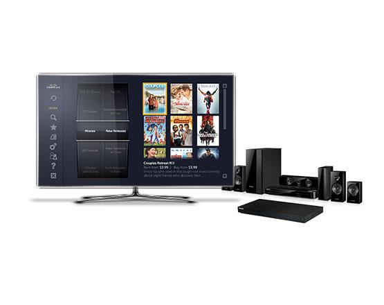 Cineplex Movies TV Application