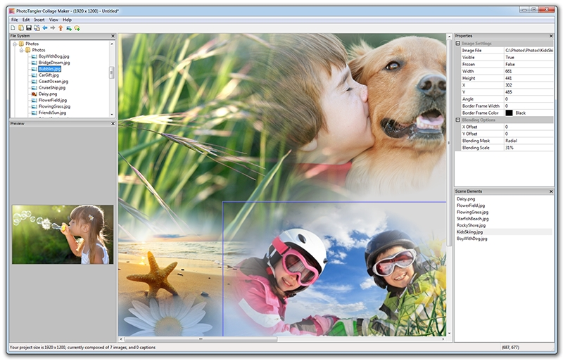 collage maker free download for windows 7