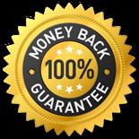 Risk free money back guarantee
