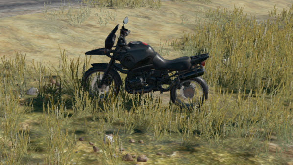 Motorcycle without sidecar
