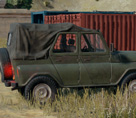 UAZ (Closed Top Cloth)