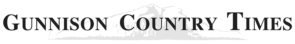 Gunnison country times banner