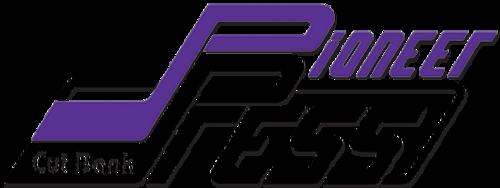 Cut bank pioneer press logo
