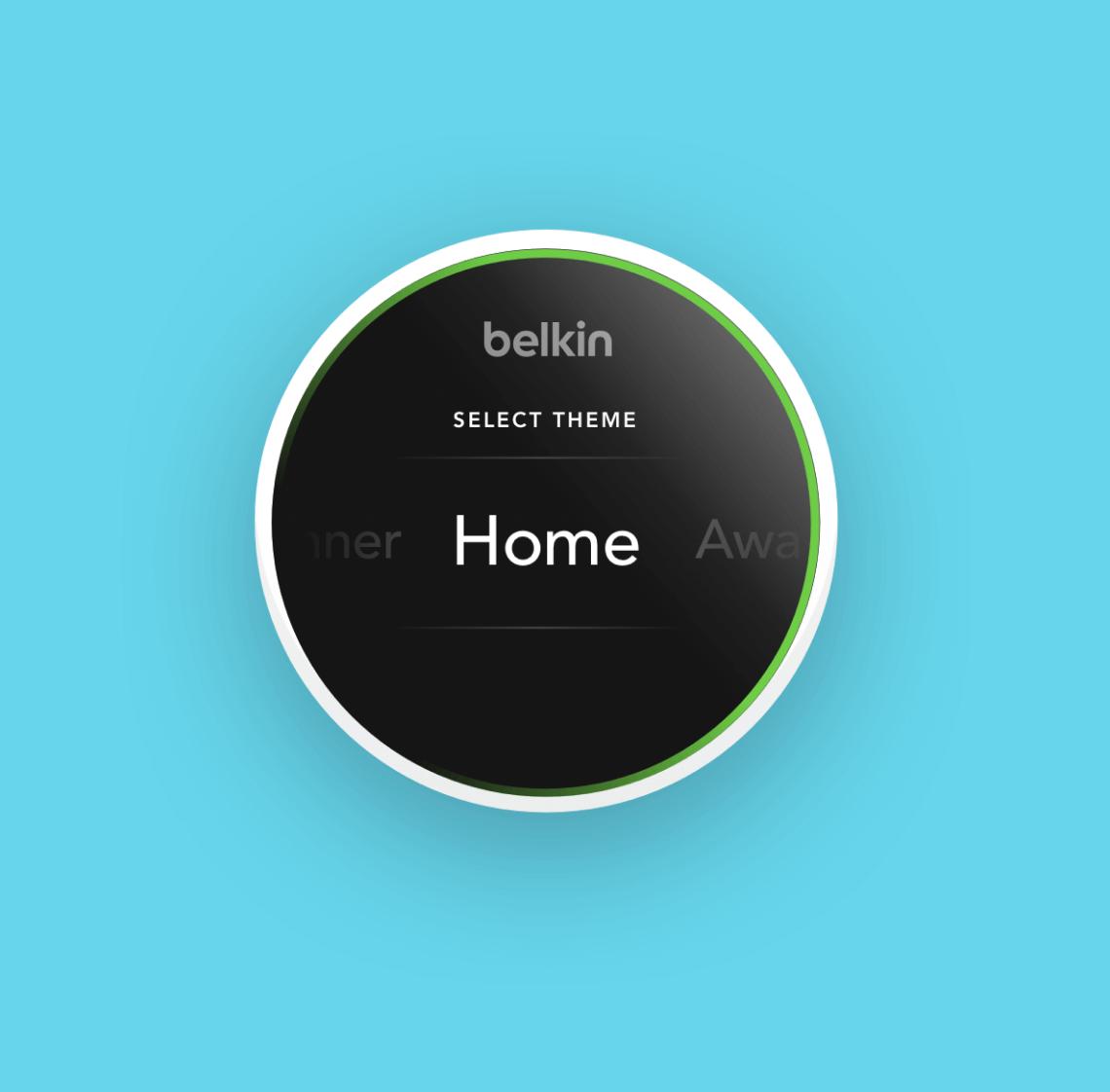 Belkin Sense – an IoT Home Solution