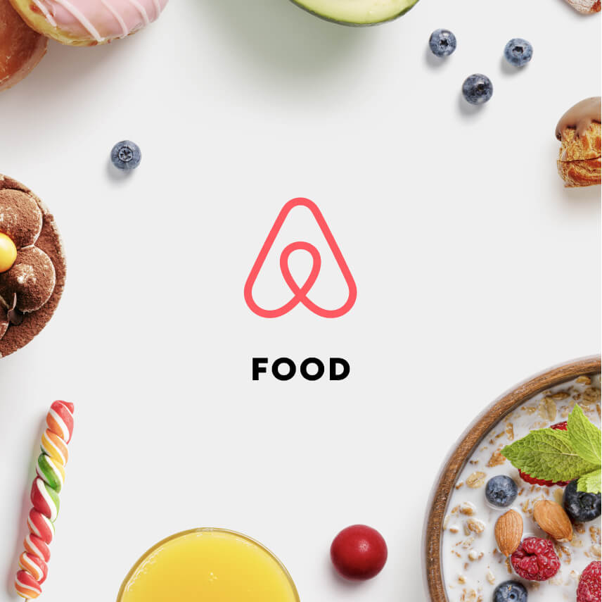 Airbnb Food App