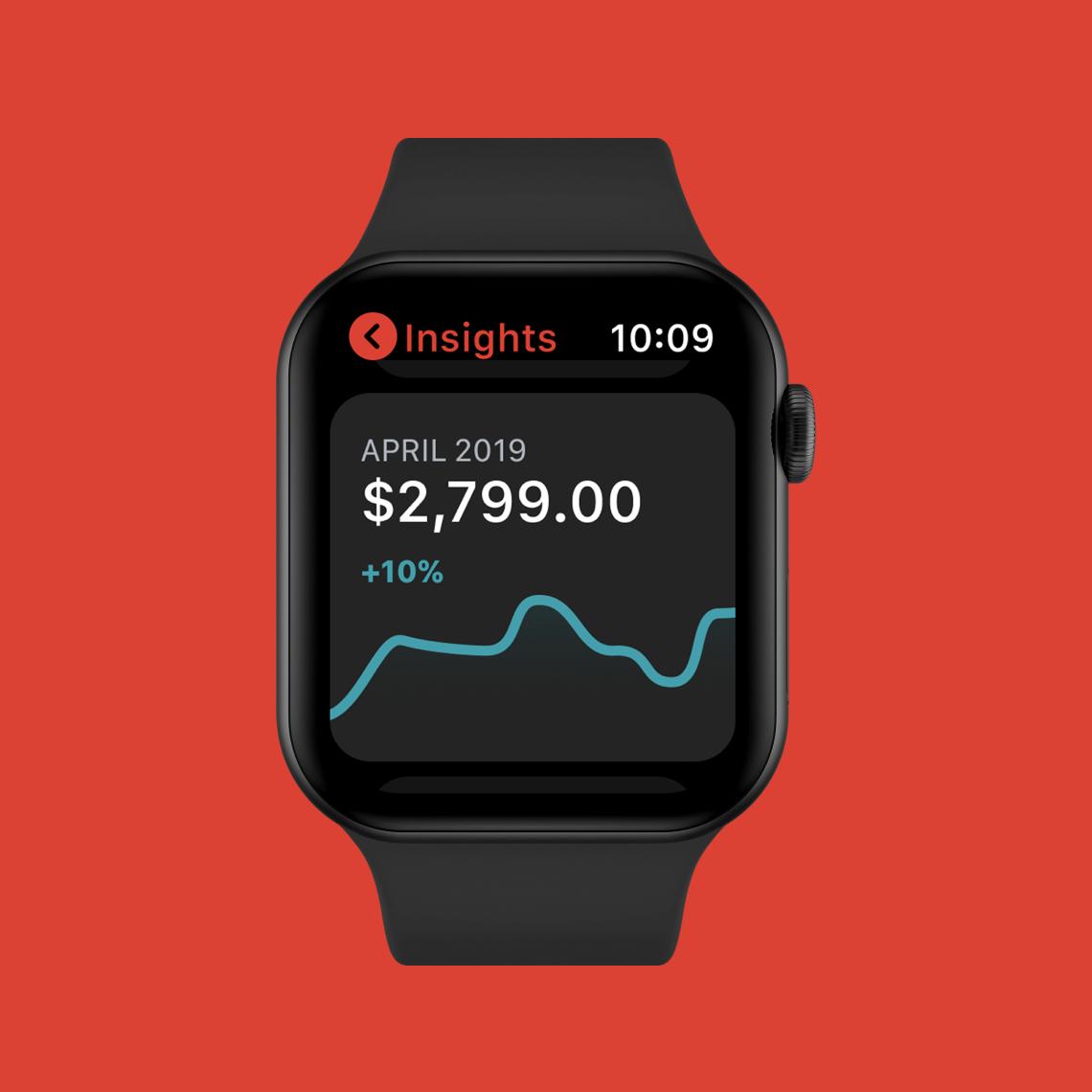 PC Financial Apple Watch App