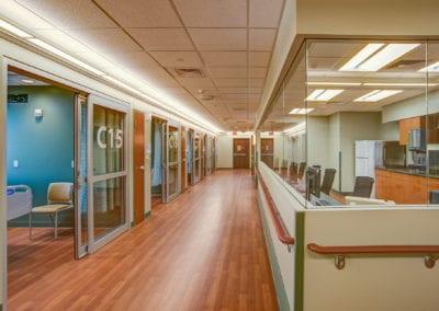 5th Floor Van Buren OBS Unit Remodel