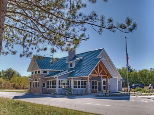 Governor Thompson State Park Visitors Center