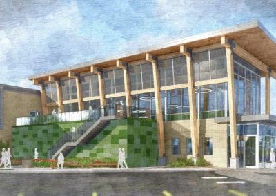 Green Bay Visitors Center
