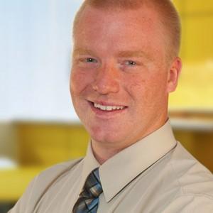 <strong>Aaron Baumgartner</strong><br/> Mechanical Project Engineer