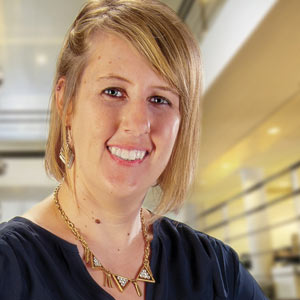 <strong>Kristy Pigeon</strong> <br/> Marketing Coordinator