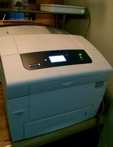Xerox Color Cube 8580