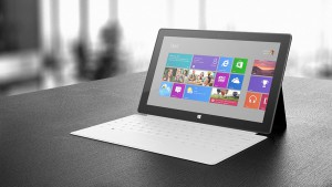 Surface White Cover