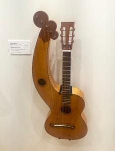 MIM harp guitar