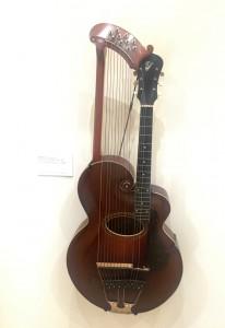 MIM u harp guitar