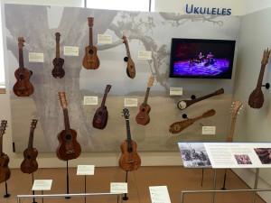 MIM ukuleles