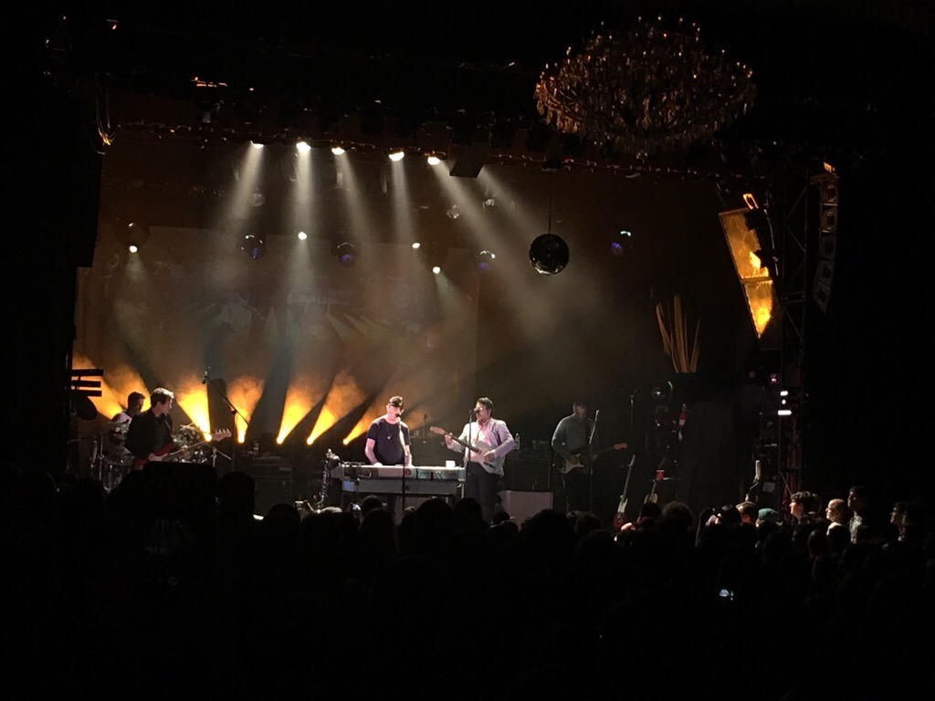They Might Be Giants at the El Ray Theatre in Los Angeles 3-26-2016