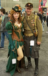 Wondercon 2016 - Steampunk 3