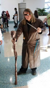 Wondercon 2016 - Alastor (mad eye) Moody