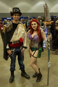 Wondercon 2016 - Steampunk 1