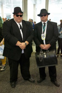 Wondercon 2016 - Blues Brothers