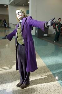 Wondercon 2016 - Joker