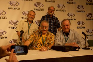Wondercon 2016 - Team Groo