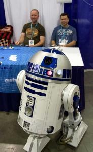 Wondercon 2016 - R2 Builders
