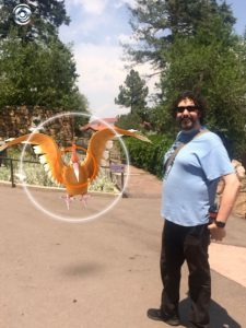 Cheyenne Mountain Zoo: Pokemon Monster