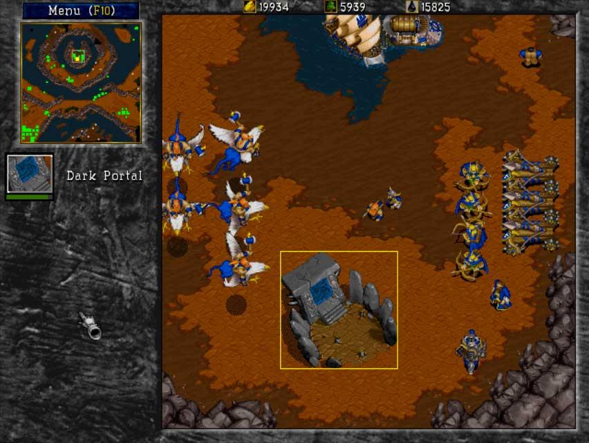 Warcraft II - Dark Portal