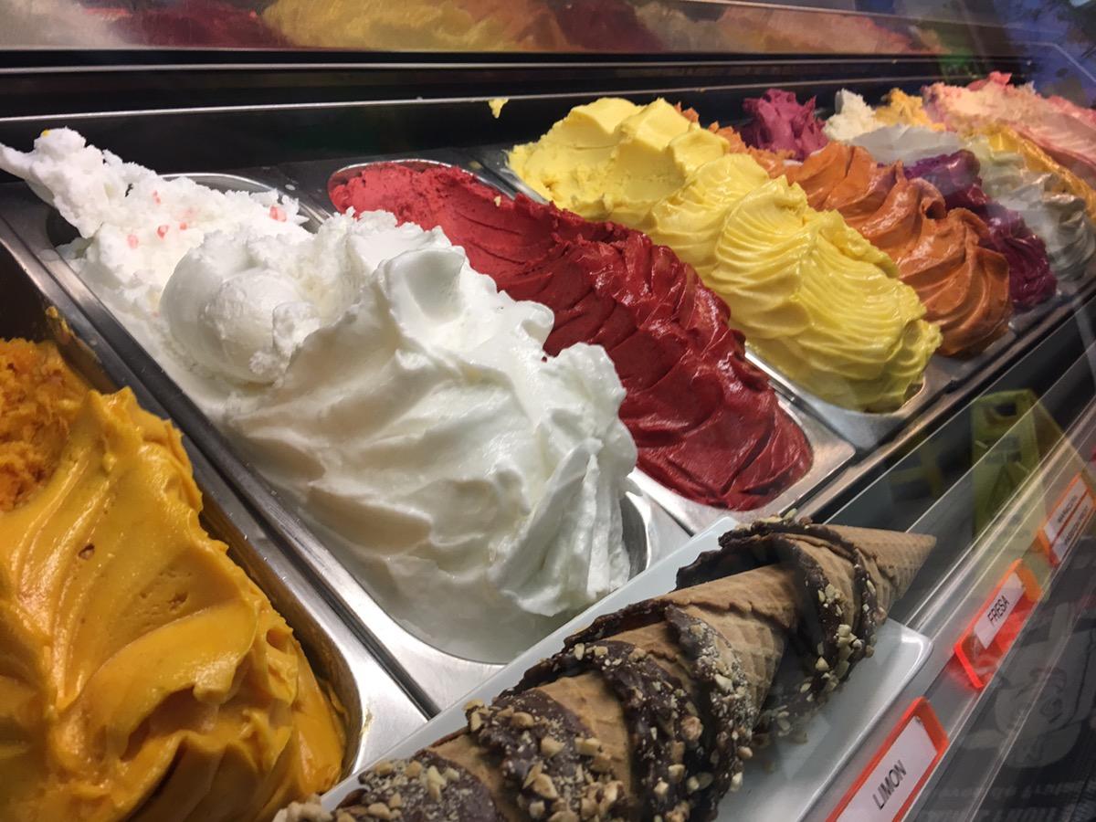 Ice Cream from Mateo's