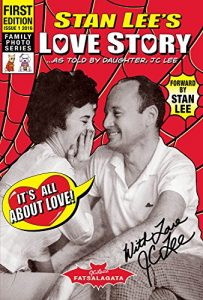 Stan Lee's Love Story Book Cover