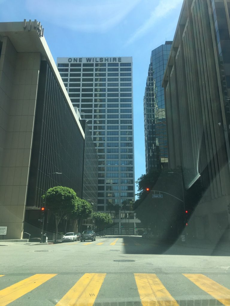 One Wilshire Data Center