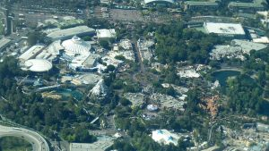 Disneyland From Above - May 2018