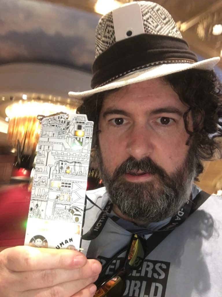 DEFCON26 - Badge Acquired