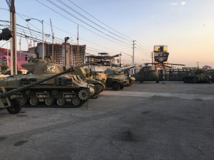 Battlefield Las Vegas - Tank Collection