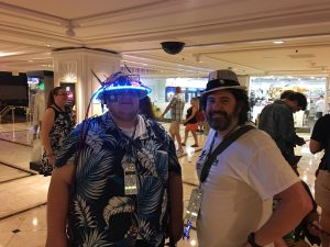 DEFCON26 - Electrified hat club