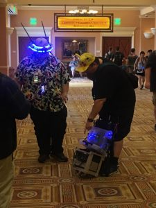 DEFCON26 - Wearable & Luggable computing