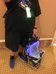 DEFCON26 - This box jammed 50% of the 2.4 band