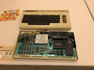 DEFCON26 - Vic-20 from Museum of Vintage Technology