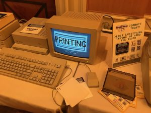 DEFCON26 - Apple IIgs from Museum of Vintage Technology