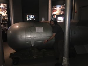 Atomic Testing Museum - B-53 Thermonuclear Weapon