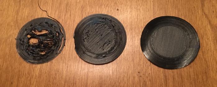 3D Printing: Simple Circle Test